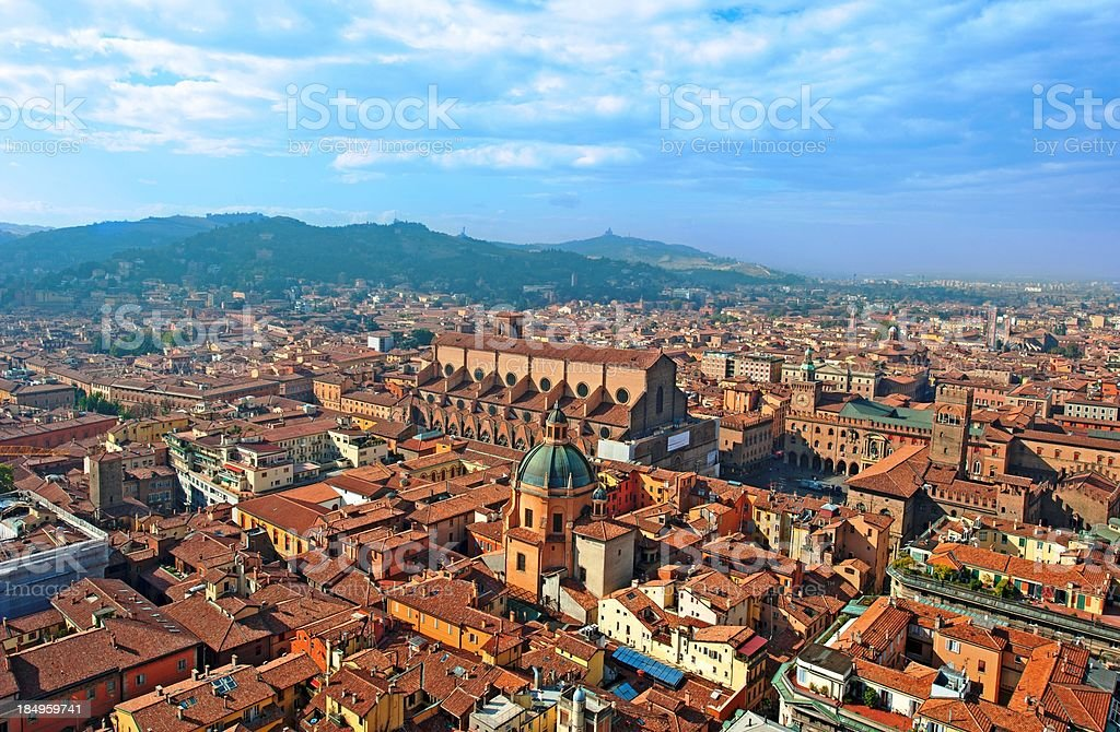 Bologna,Emilia Romagna royalty-free stock photo