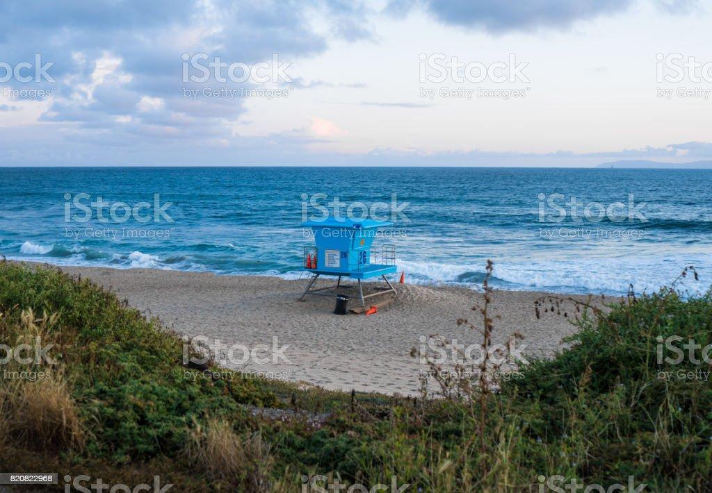 Bolsa Chica Beach, Huntington Beach stock photo