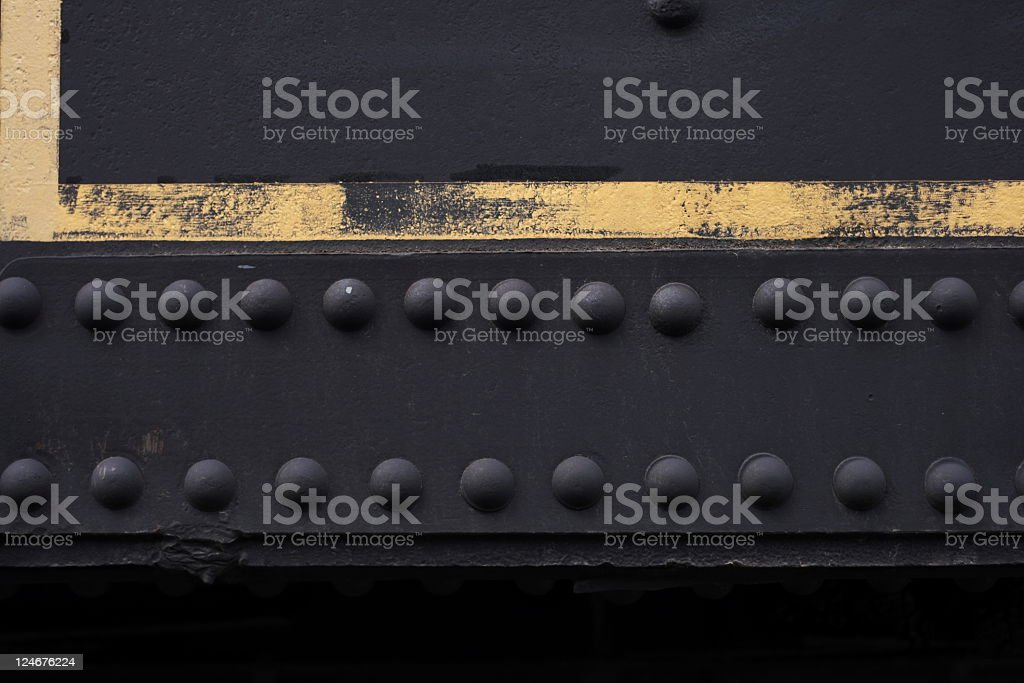 Bolts on Background stock photo