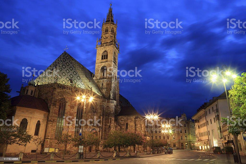 Bolzano, Italy royalty-free stock photo