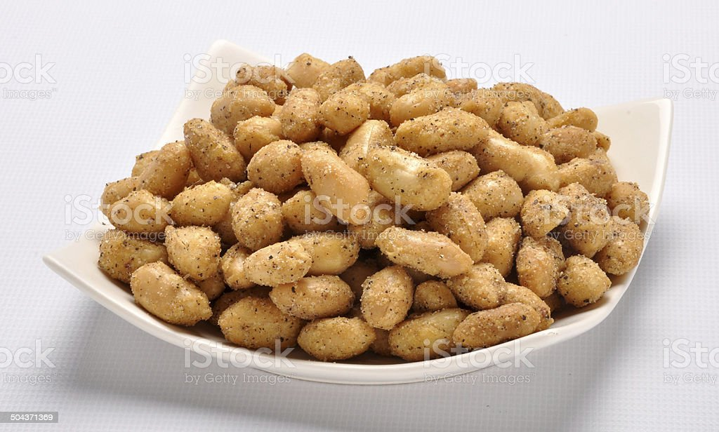 Bombay Peanuts 3 royalty-free stock photo