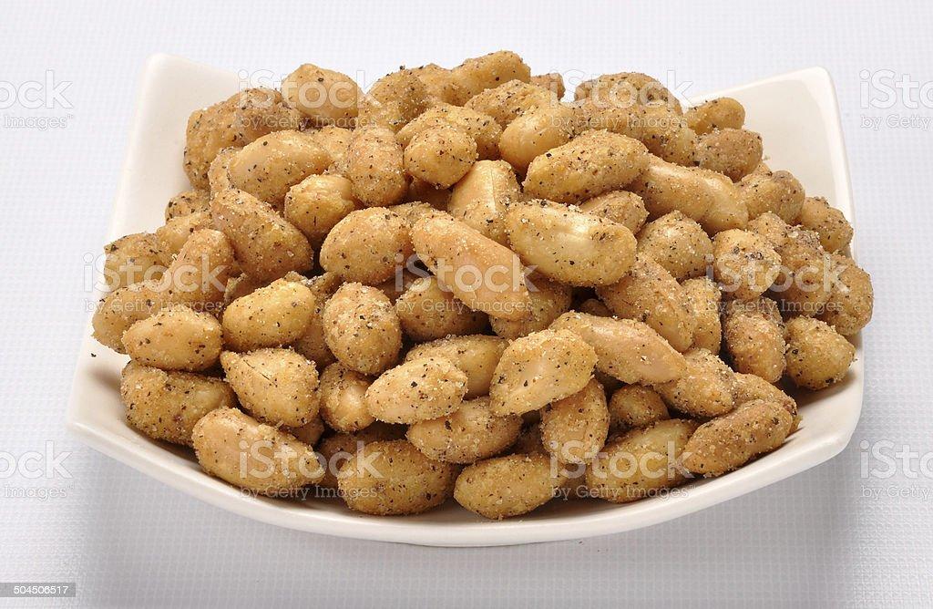 Bombay Peanuts 4 royalty-free stock photo