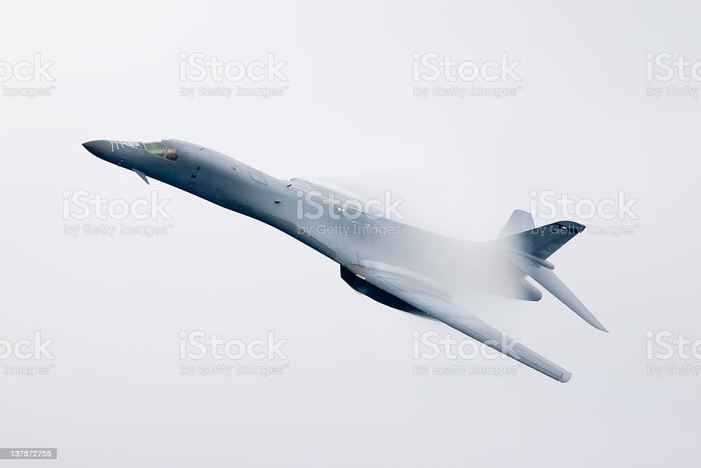 B1 Bomber stock photo