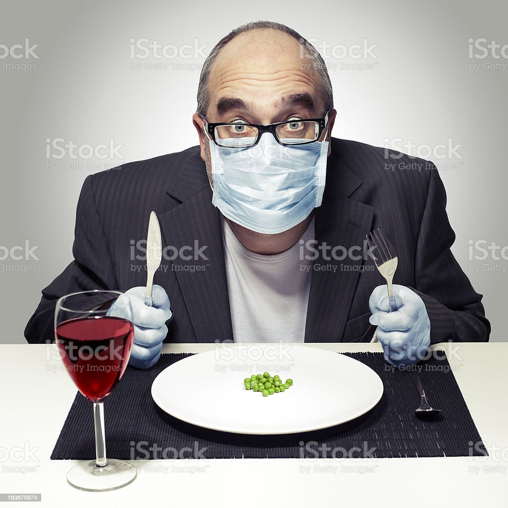 Bon appetit royalty-free stock photo