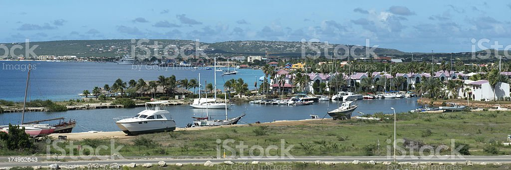 Bonaire royalty-free stock photo