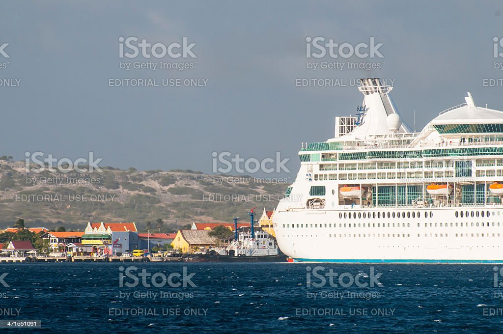 Bonaire stock photo