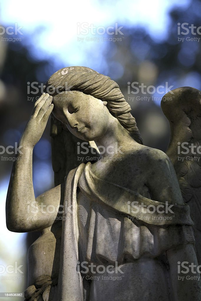 Bonaventure Angel 1 stock photo