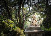 Bonaventure Cemetery Tombstone