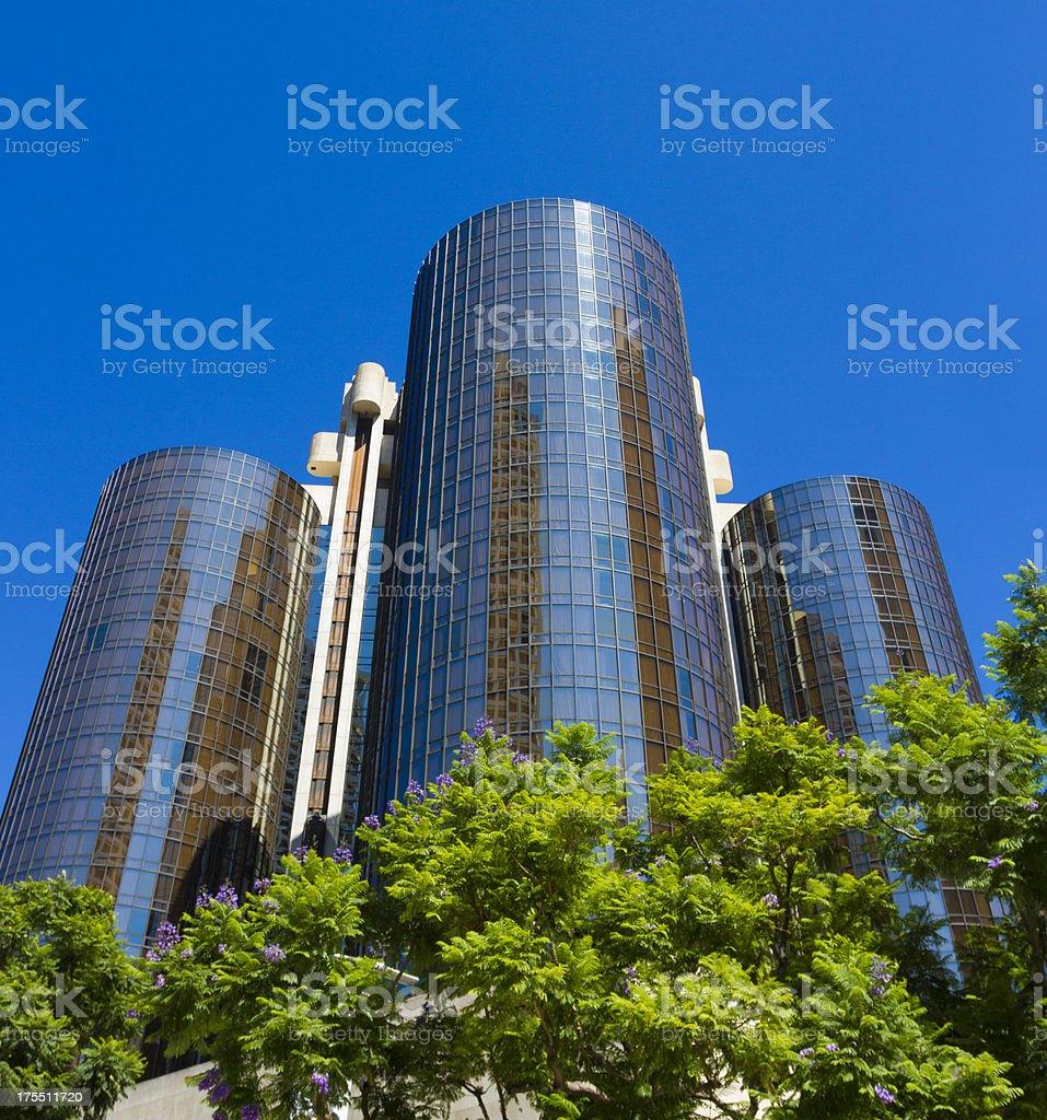 Bonaventure Los Angeles stock photo
