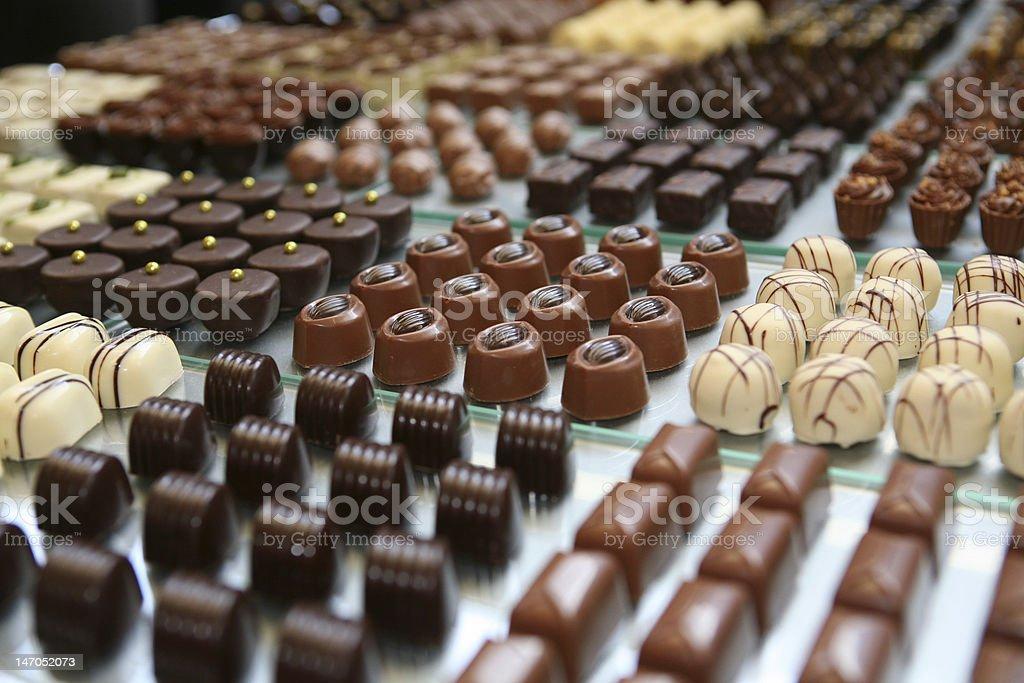 Bonbon 2 stock photo