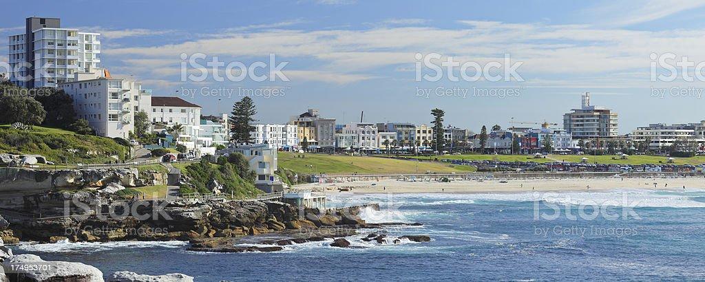 Bondi Beach, Sydney royalty-free stock photo