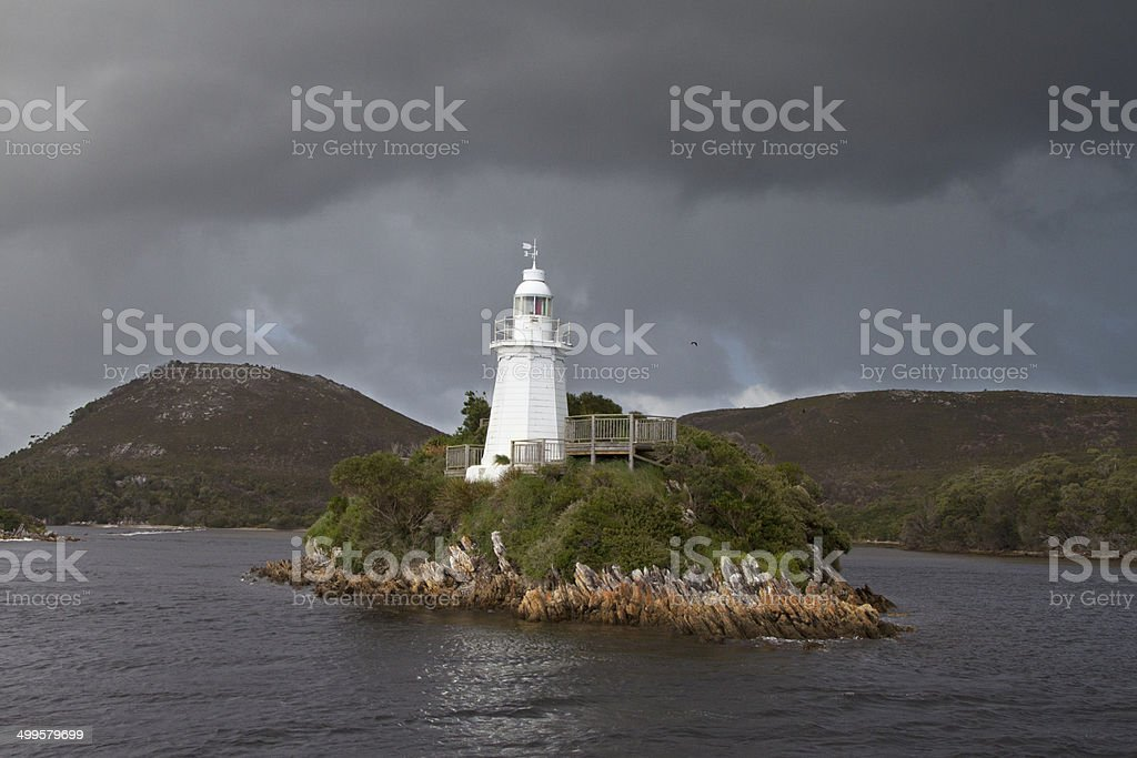 Bonnet Island. stock photo