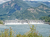 Bonneville Dam -Washington -Oregon