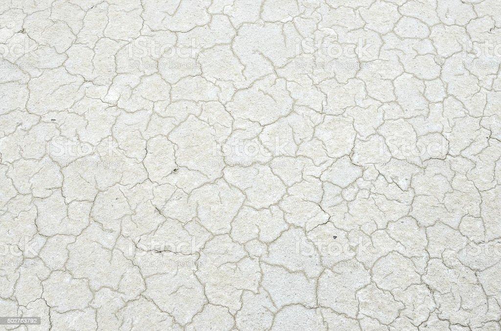 Bonneville Salt Flats, Utah Desert stock photo