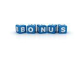 Bonus Buzzword Cubes - 3D Rendering