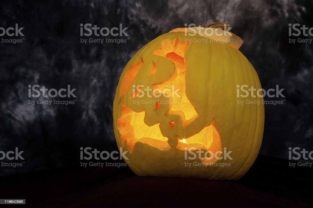 Boo stock photo