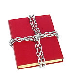 Book and chain