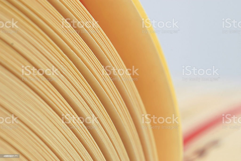 book background stock photo