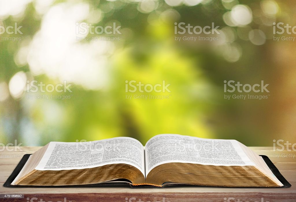 Book, Bible, Open stock photo