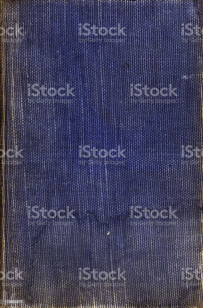 book cover stained canvas royalty-free stock photo