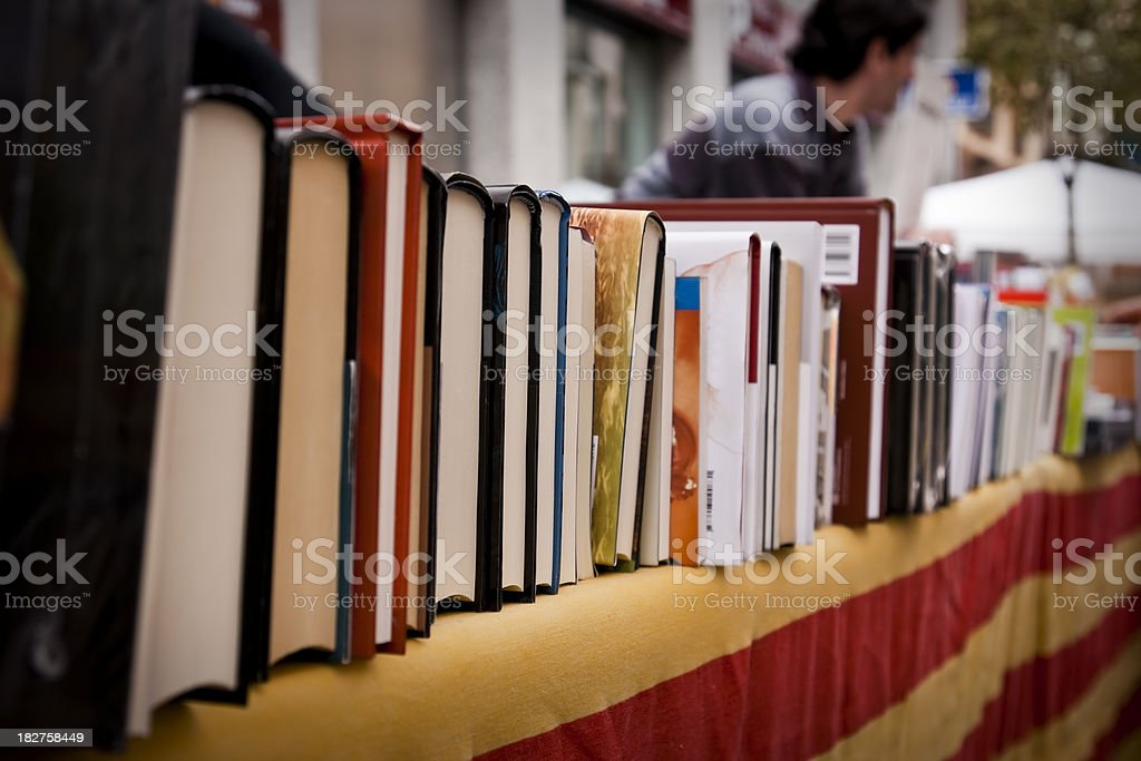 Book festival royalty-free stock photo