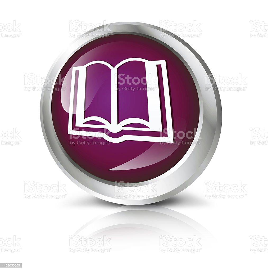 book icon royalty-free stock photo