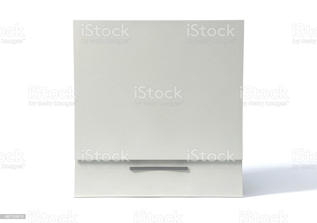Book Of Closed Matches stock photo