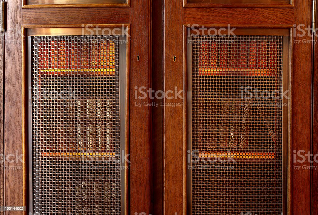bookcase royalty-free stock photo