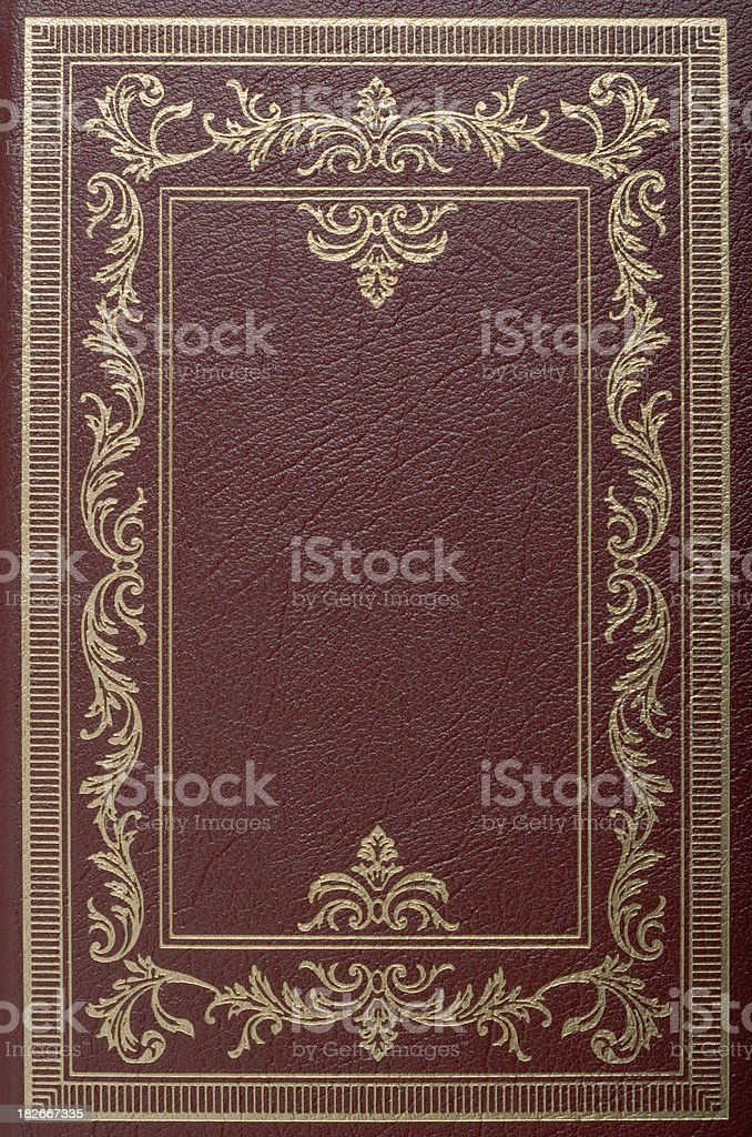 Bookcover stock photo