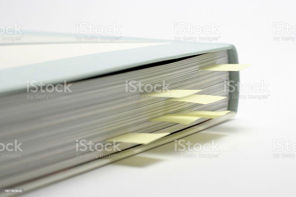 Bookmarks stock photo