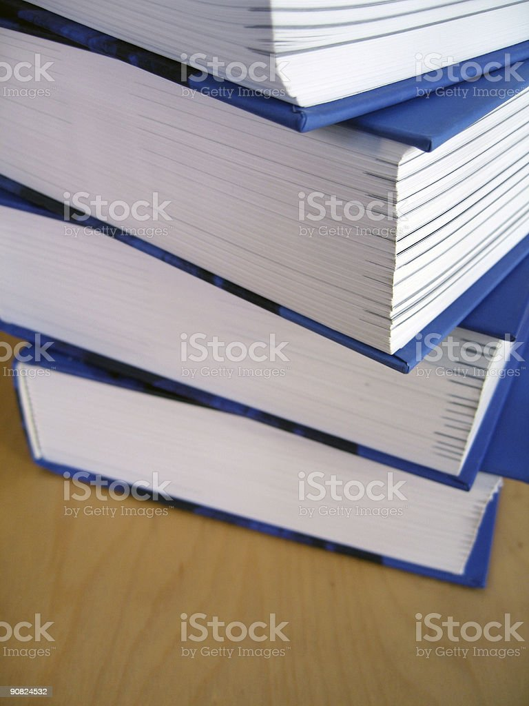 Books 1 stock photo