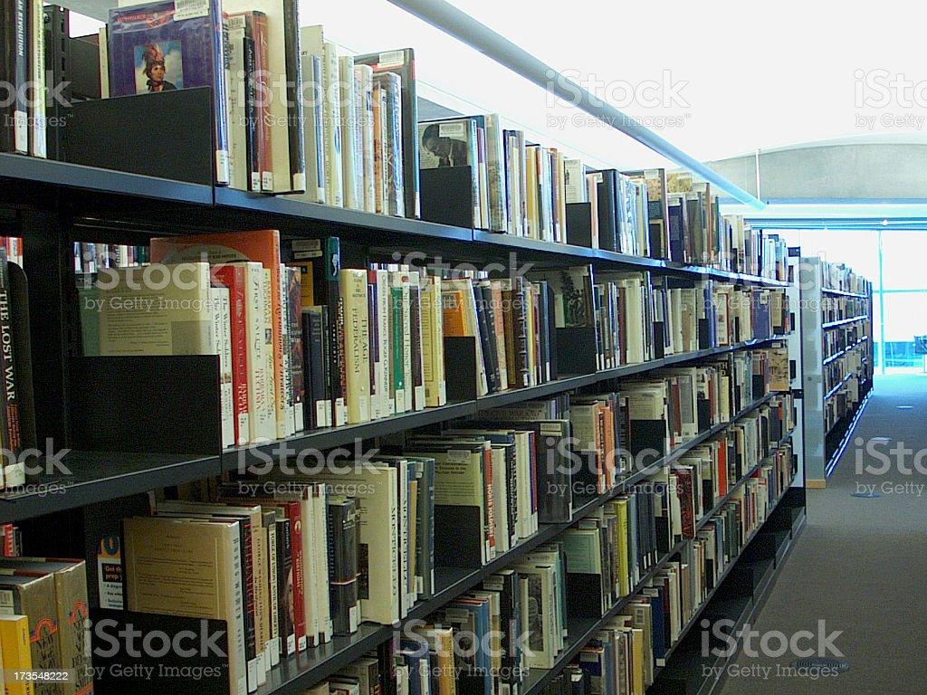 Books, books, books royalty-free stock photo