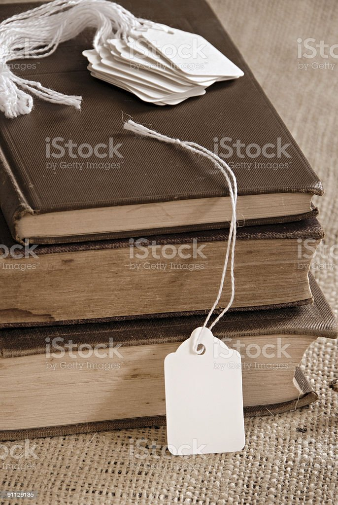 Books for Sale royalty-free stock photo