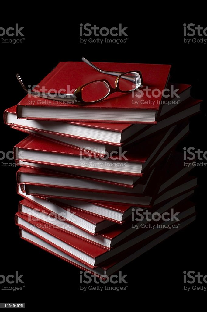 Books for Wisdom royalty-free stock photo