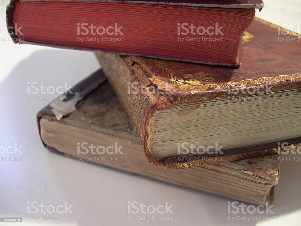 Books II royalty-free stock photo