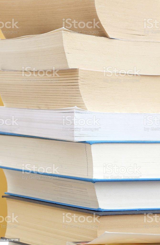 Livros foto de stock royalty-free