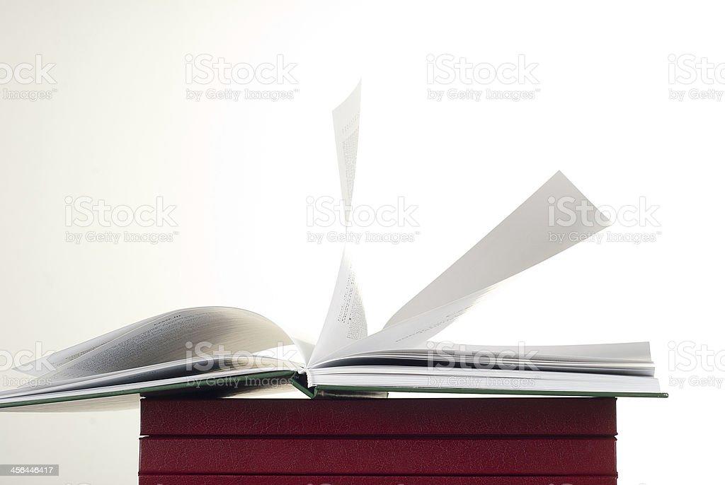 Libros foto de stock libre de derechos