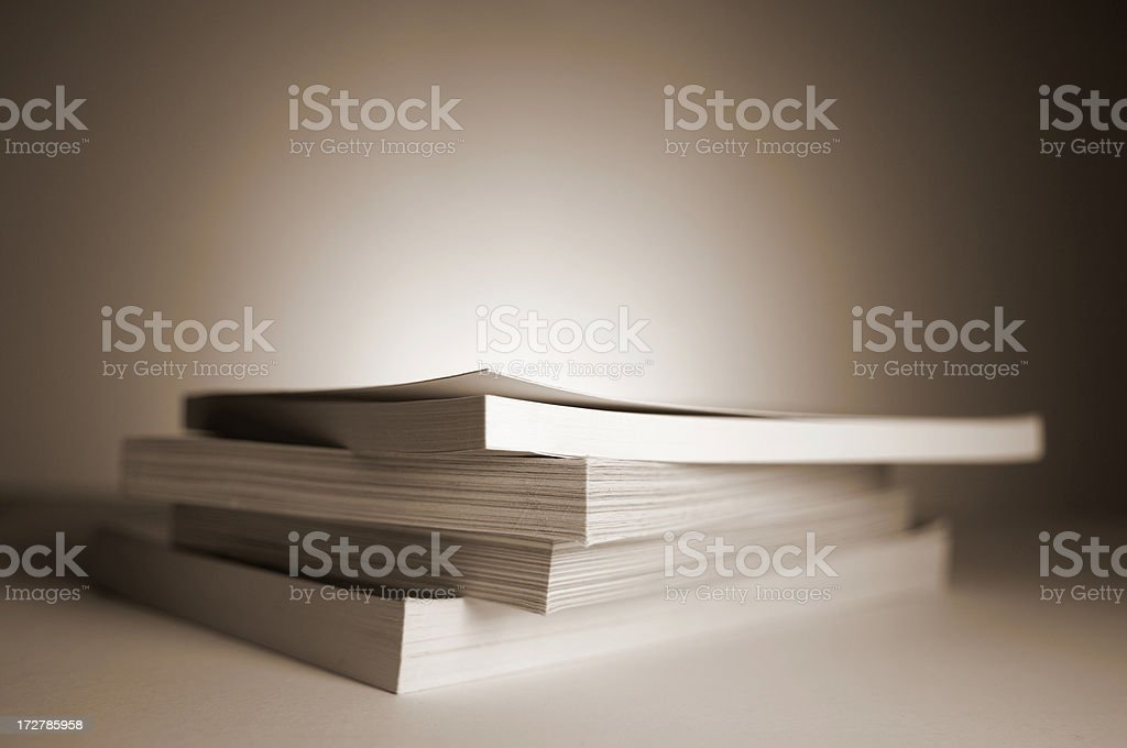 books series royalty-free stock photo