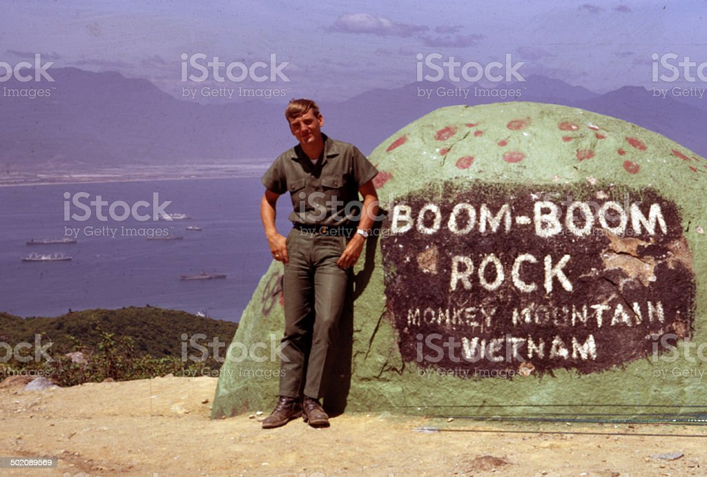 boomboom rock stock photo