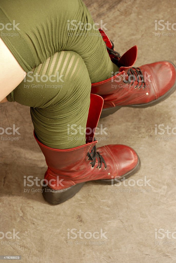 boots one royalty-free stock photo