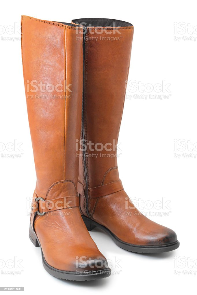 Boots stock photo