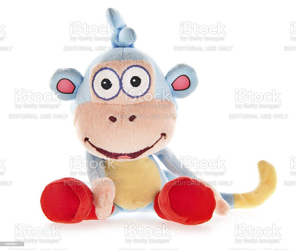 BootsThe Monkey from Dora Explorer stock photo