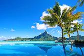 Bora Bora Infinity Pool