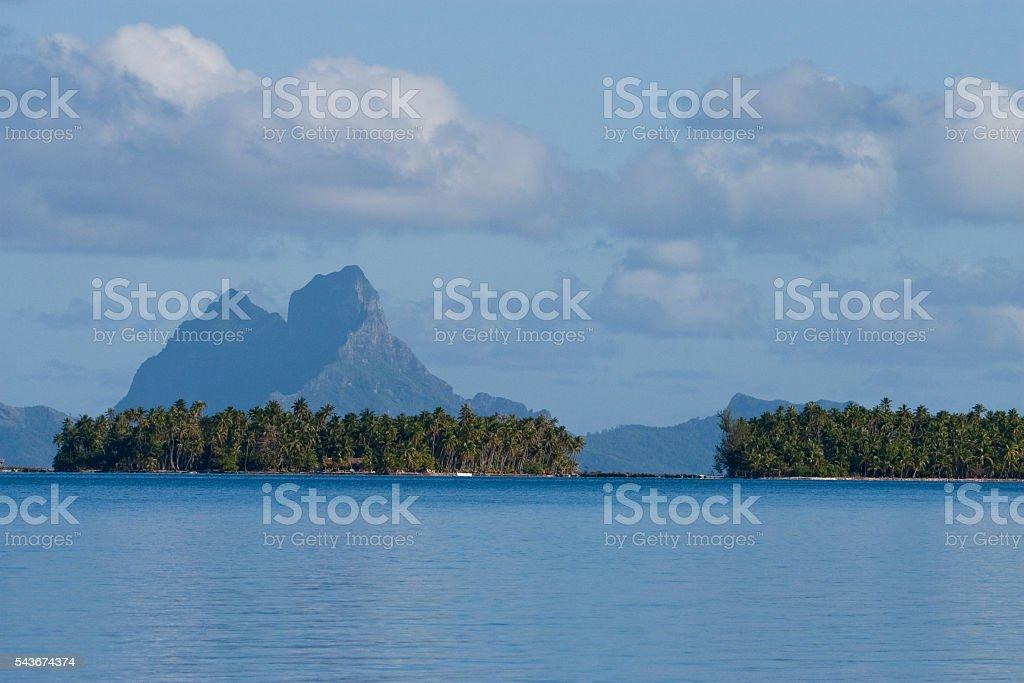 Bora Bora stock photo