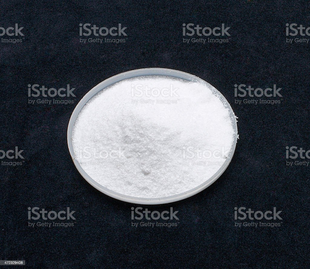 Borax compounds stock photo