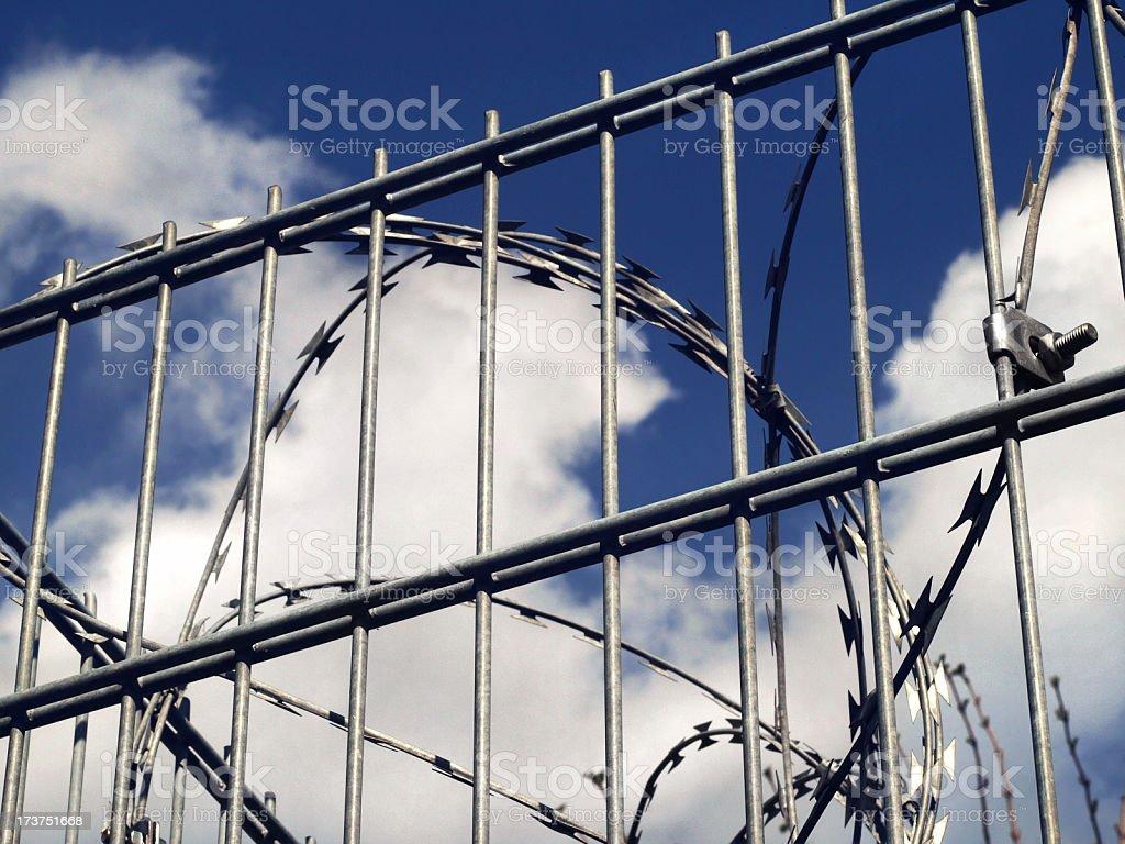 Border royalty-free stock photo