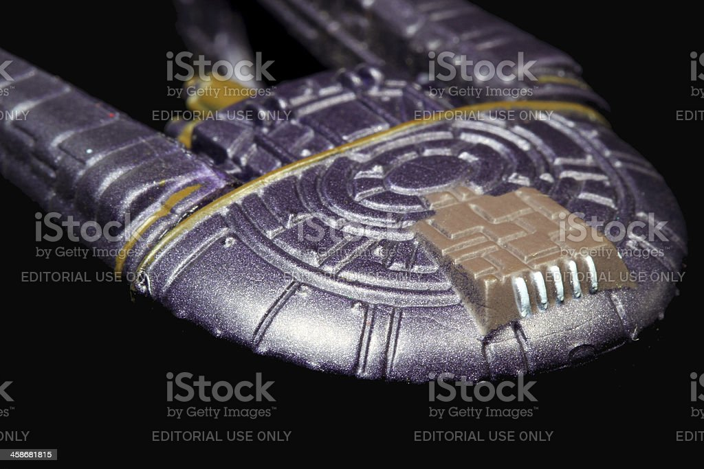 Born to the Purple royalty-free stock photo