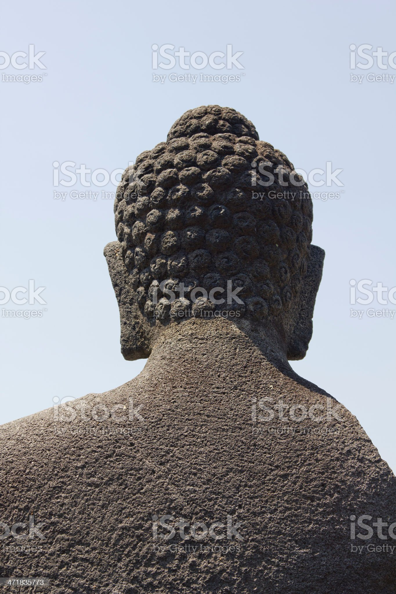 Borobudur Temple royalty-free stock photo