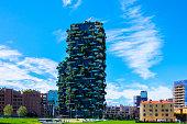 Bosco Verticale, Milan, Italy.