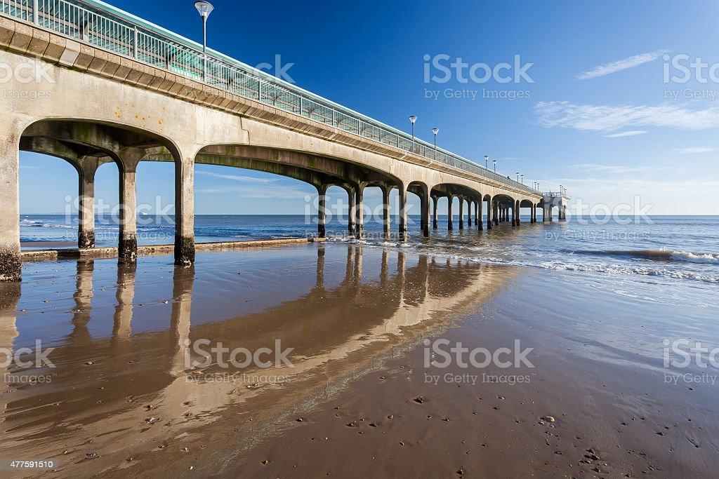 Boscombe Dorset England UK stock photo